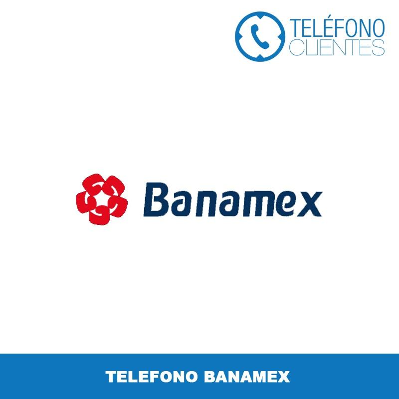 Telefono Banamex