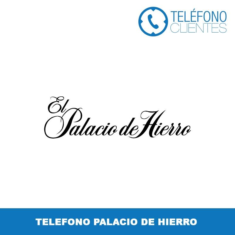 Telefono Palacio de Hierro