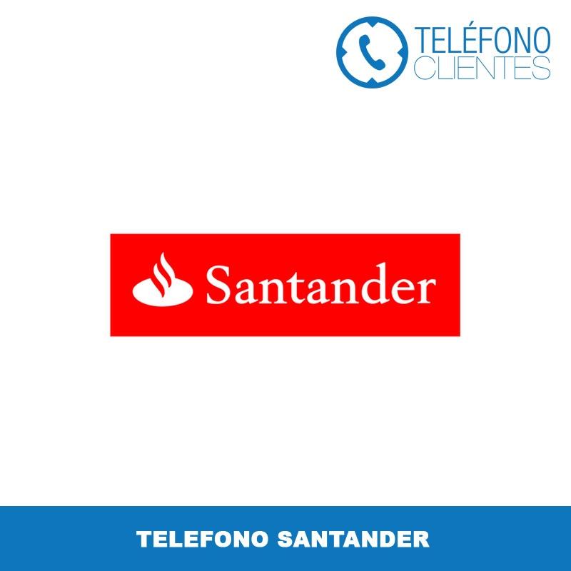 Telefono Santander