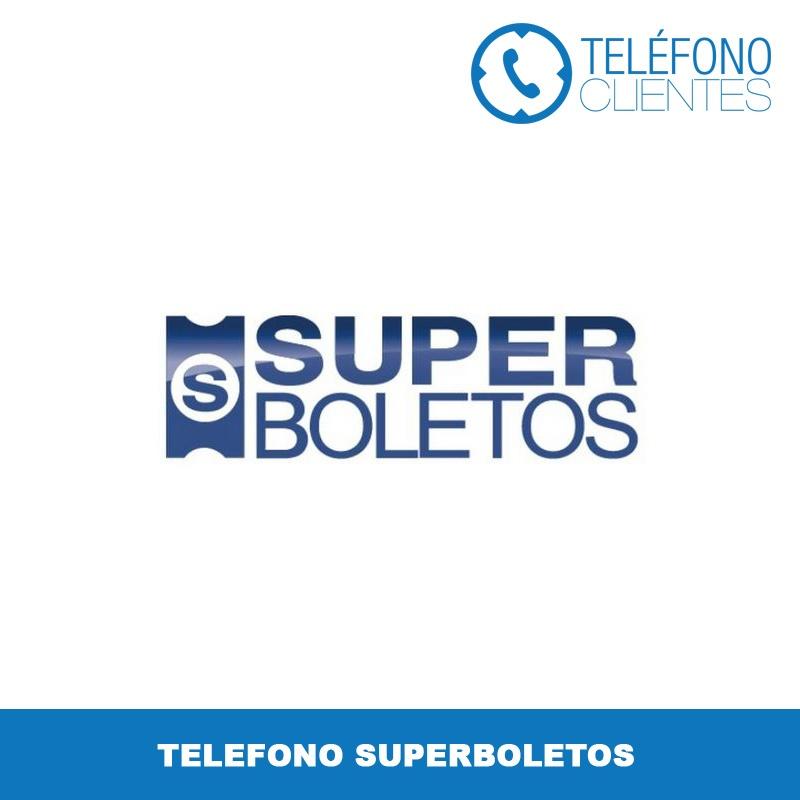 Telefono Superboletos